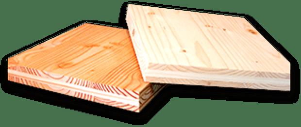 三層クロスボードカラマツ・トドマツ